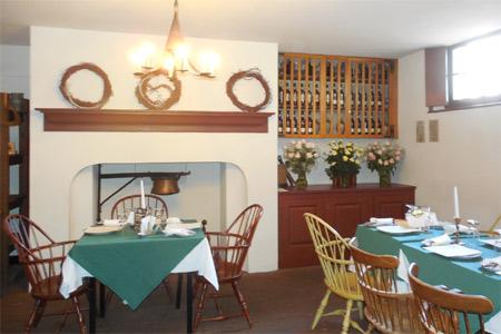 City Tavern is one of the Top 10 American Restaurants in Philadelphia