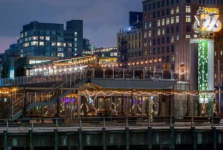 City Vineyard at Pier 26, New York, NY