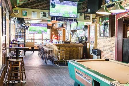 Claddagh Pub, Baltimore, MD