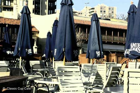 Classic Cup Cafe is one of GAYOT's Best Outdoor Dining Restaurants in Kansas City