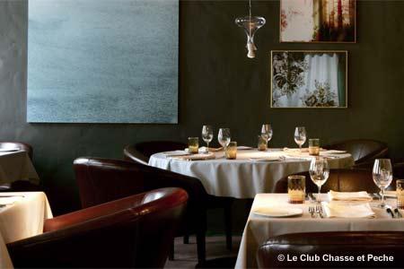 Dining Room at Le Club Chasse et Peche, Montréal, QC