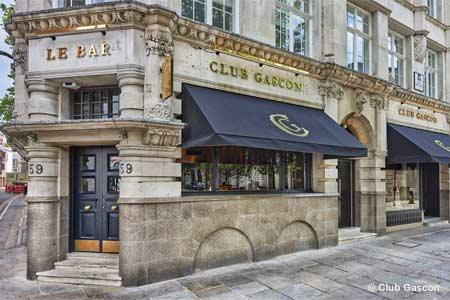 Club Gascon, London, UK