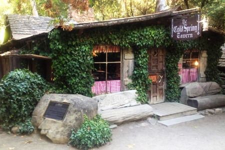 Cold Spring Tavern, Santa Barbara, CA