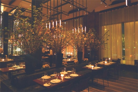 Dining Room at Colicchio & Sons, New York, NY