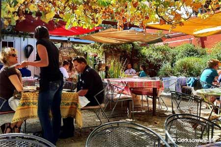 Corkscrew Cafe, Carmel Valley, CA