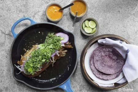 Chef Enrique Olvera (Pujol, Cosme) will open Cosme LA