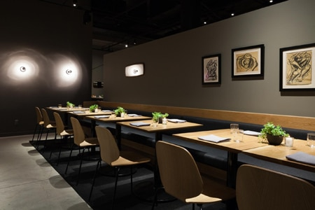 Dining Room at Cosme, New York, NY