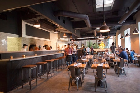 Discover new restaurants in New York like Cow & Clover