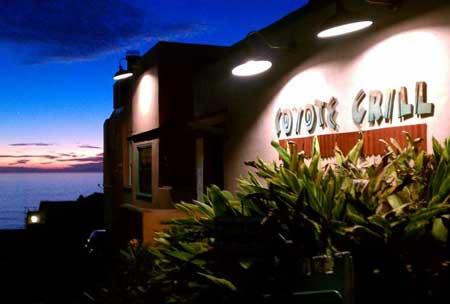Coyote Grill, Laguna Beach, CA