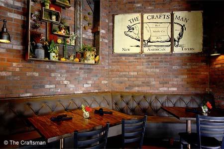 The Craftsman New American Tavern, Encinitas, CA