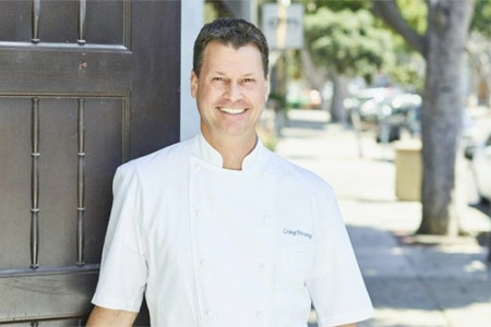 Chef Craig Strong will open Ocean at Main