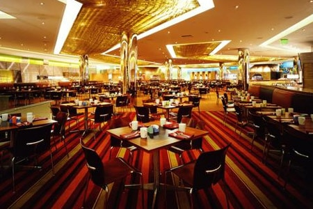 Dining Room at Cravings, Las Vegas, NV