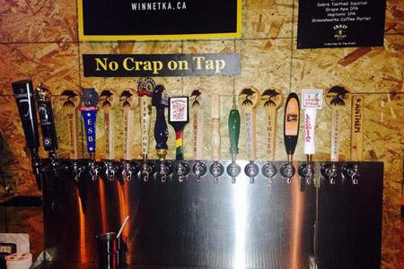 Crazy Harry's Bar, Winnetka, CA