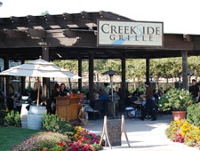 Dining room at The Creekside Grille , Temecula, CA