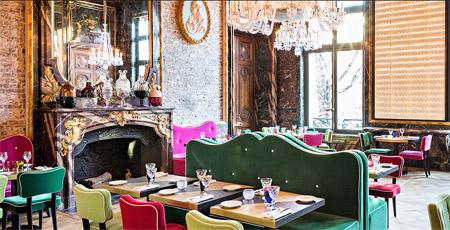 La Cristal Room Baccarat