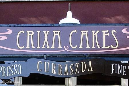 Crixa Cakes, Berkeley, CA