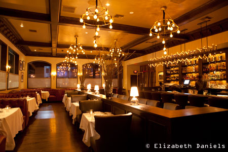 Dining Room at Crossroads, Los Angeles, CA