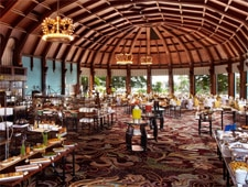 Dining Room at Crown Room, Coronado, CA