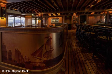 Crow's Nest Restaurant, Anchorage, AK