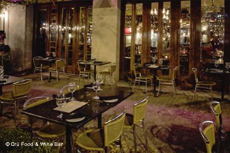 Crú Food & Wine Bar, Austin, TX