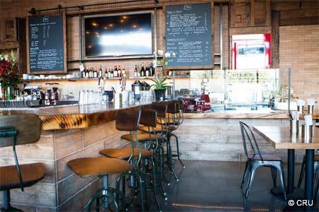 Cru Wine Bar & Merchant, Redwood City, CA
