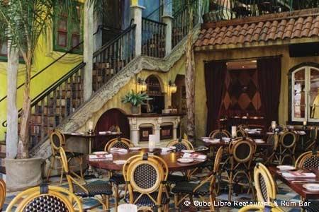 Dining Room at Cuba Libre Restaurant & Rum Bar, Philadelphia, PA