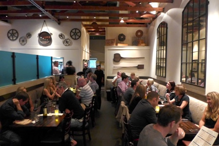 THIS RESTAURANT IS CLOSED Darren's Restaurant, Manhattan Beach, CA