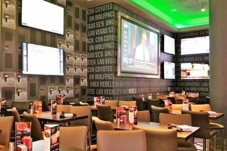 Dave & Buster's, Las Vegas, NV
