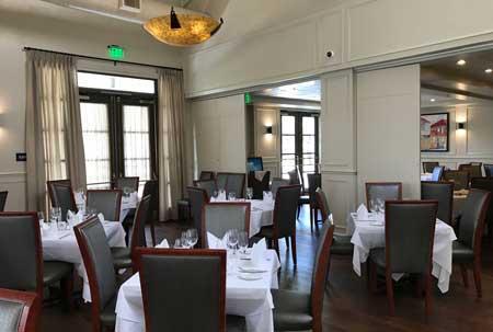 Davio's Northern Italian Steakhouse, Irvine, CA