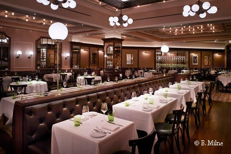 Dining Room at DB Brasserie, Las Vegas, NV