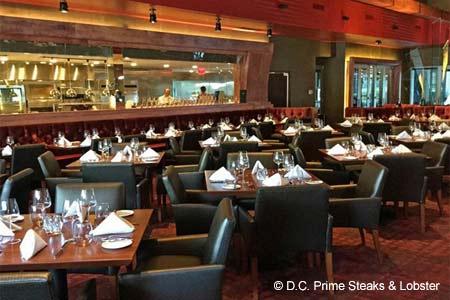 D.C. Prime Steaks Lobsters
