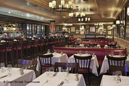 Dean Street Townhouse Dining Room, London, UK
