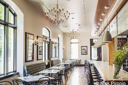 Death & Taxes is one of Raleigh's new restaurants. Find more on GAYOT's roundup.