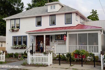 Del Ray Café, Alexandria, VA