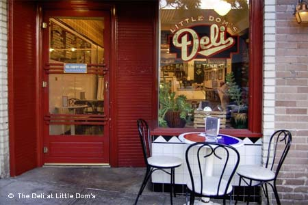 The Deli at Little Dom's, Los Angeles, CA
