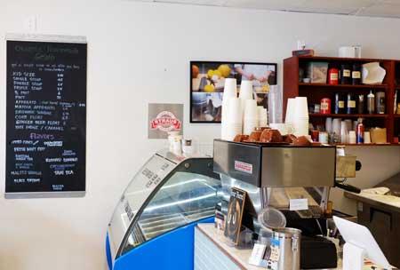 DeLise Dessert Cafe