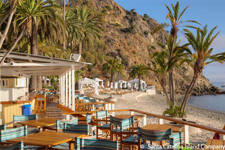 Descanso Beach Club, Avalon, CA