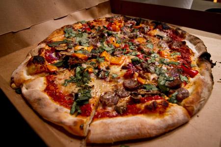Di Fara Pizza, Brooklyn, NY