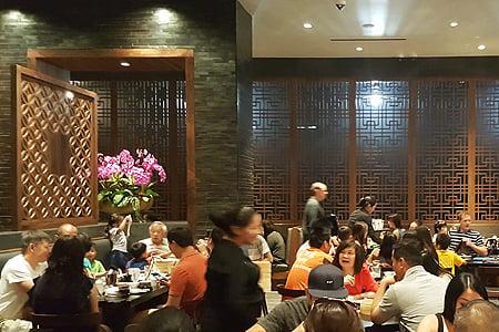 Dining Room at Din Tai Fung, Arcadia, CA