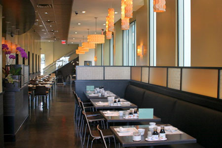 Dining Room at Din Tai Fung, Glendale, CA