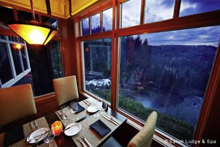 The Dining Room at Salish Lodge & Spa