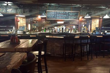 THIS RESTAURANT IS CLOSED Dinosaur Bar-B-Que, Chicago, IL