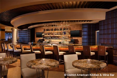 District American Kitchen & Wine Bar , Phoenix, AZ