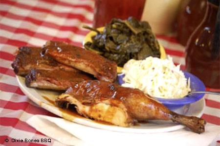 Dixie Bones BBQ, Woodbridge, VA