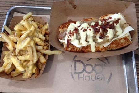 Dog Haus is one of GAYOT's Top 10 Hot Dog Stands in Los Angeles