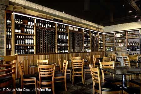 Dolce Vita Cicchetti Wine Bar