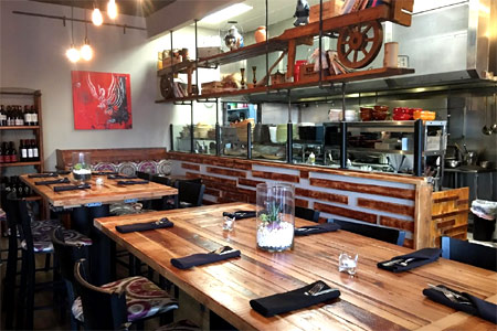 THIS RESTAURANT HAS CHANGED LOCATIONS Doma Kitchen, Manhattan Beach, CA