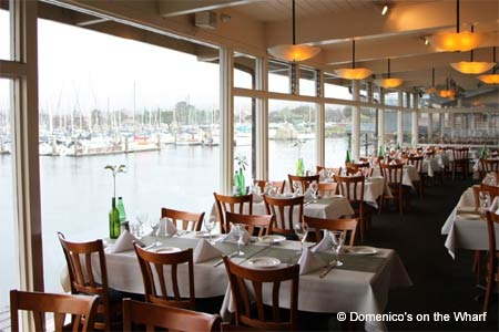 Domenico's on the Wharf, Monterey, CA