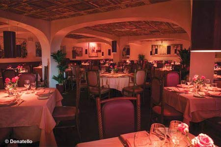 Dining Room at Donatello, Tampa, FL