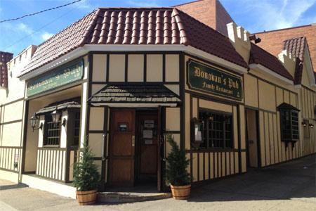 Donovan's Pub, Woodside, NY